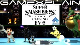 Super Smash Bros. Ultimate Will Be The Final Game of EVO 2019