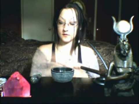 making meditation incense