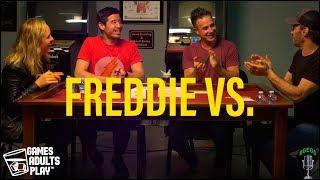 Freddie Vs. Games Adults Play   Friend or Faux
