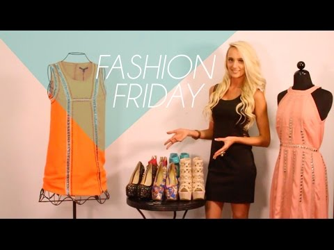Fashion Friday: Styling with Lizzy Conway