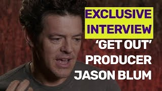 EXCLUSIVE: 'Get Out' Producer Jason Blum On Why 'Five Nights at Freddy's' Movie Will Work