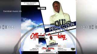 SIIKA - Perfect gyal  (perfection riddim ) by stylzz record. Gambian Music