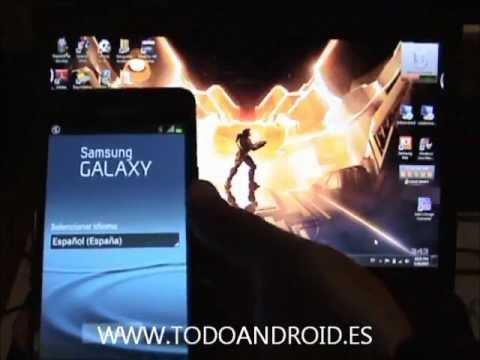Actualizar el Samsung Galaxy S2 a android 4.1.2 Jelly Bean . mediante la herramienta Odin