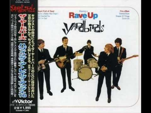 Yardbirds - Mr Your A Better Man Than I