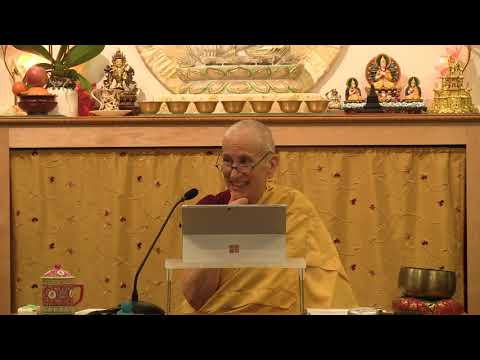 67 The Course in Buddhist Reasoning and Debate: Four Kinds of Direct Perceivers 01-03-19
