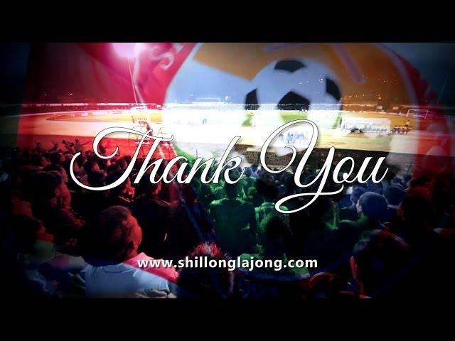 Thank You Lajong Faithfuls for a great 2013..Together & United, Nothing Is Impossible