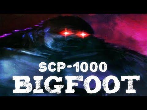 SCP-1000 Bigfoot | keter class | Humanoid /uncontained / k-class scenario scp
