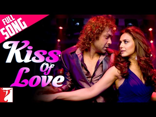 Kiss Of Love - Full Song - Jhoom Barabar Jhoom - Bobby Deol | Preity Zinta
