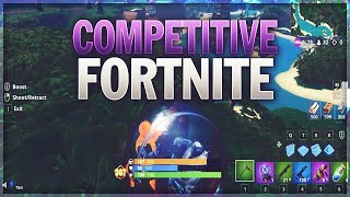This Is Competitive Fortnite, and I don't like it