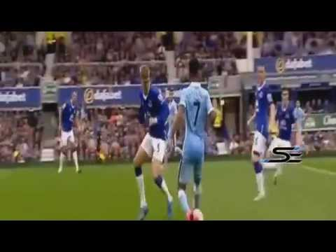 Everton vs Manchester City 0-2 All Goals & Highlights 2015