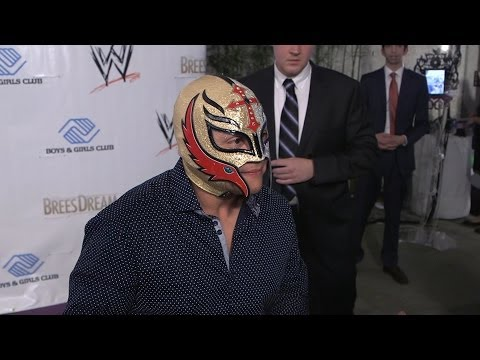 Marvel At Wrestlemania Xxx: Rey Mysterio video