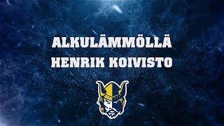 Alkulämmöllä Henrik Koivisto
