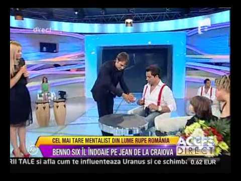 Sonerie telefon » Jean de la Craiova si Benno Six ( Acces Direct 06.07.2012 )