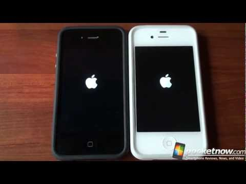 iPhone 4S vs. iPhone 4