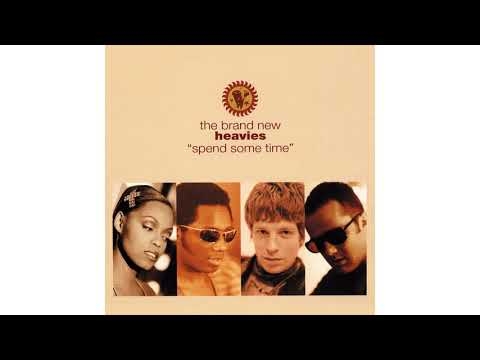 The Brand New Heavies - Spend Some Time (Extended Version)