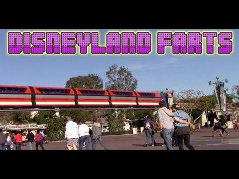 Farting In Public PRANK! Jack Vale Pooter - Disneyland
