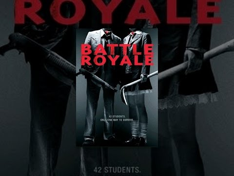 Battle Royale is listed (or ranked) 40 on the list The Best Survival Movies