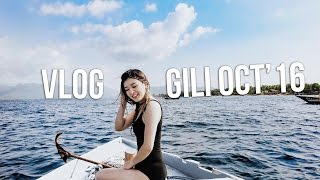 TRAVEL VLOG | GILI TRAWANGAN INDONESIA