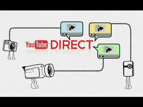 YouTube Direct Connects Users and Media Organizations
