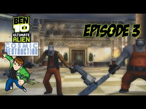 Ben 10 Ultimate Alien: Cosmic Destruction - Episode 3