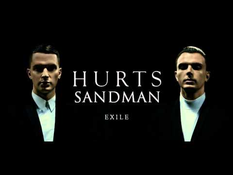 HURTS - Sandman (new track from EXILE)