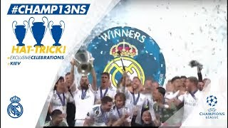 EXCLUSIVE MATCH CONTENT FINAL KIEV | Real Madrid vs Liverpool 3 - 1