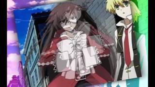 Pandora Hearts - Alice and Oz