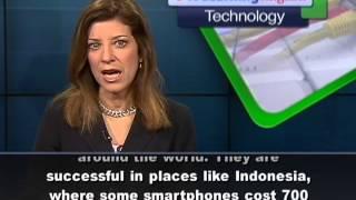 Anh ngữ đặc biệt: Indonesia Cellphones