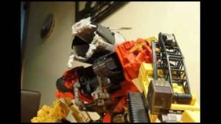 200 Subscribers Special And Supreme Class Devastator Stop Motion