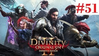 Let's Play Divinity Original Sin 2 Tactician Difficulty 3 Player Co Op   Episode 51
