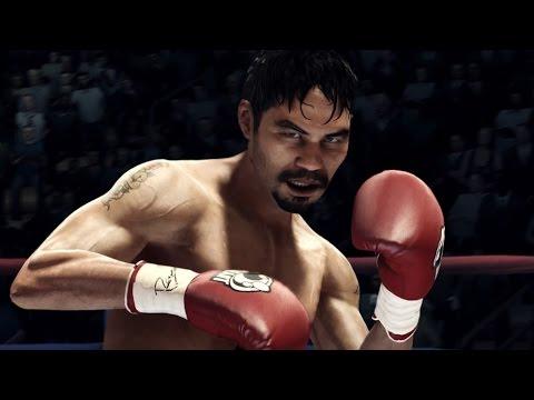 Simulación: Floyd Mayweather Vs. Manny Pacquiao