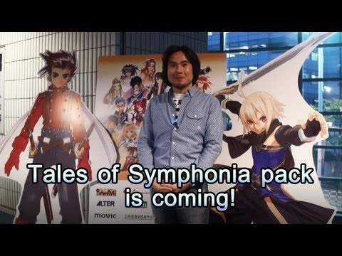 Tales of Symphonia Chronicles (working title) Announcement!