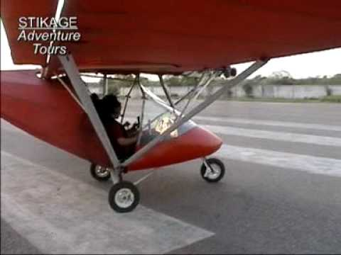STIKAGE Microlight X Air Flying - Surender Sonik Video