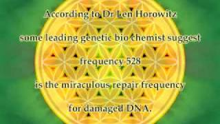 frequency 528 Hz (DNA repair frequency ?) : NO MUSIC single tone