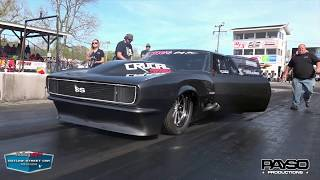 Outlaw Street Car Reunion $10,000 N/T Shoot-Out Presented by Payso Productions