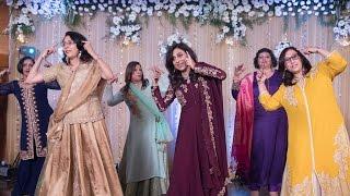 ChashmaRanjan Sangeet: Mother Of The Bride's (my maa!!) dance to Munda Thoda {song 11}