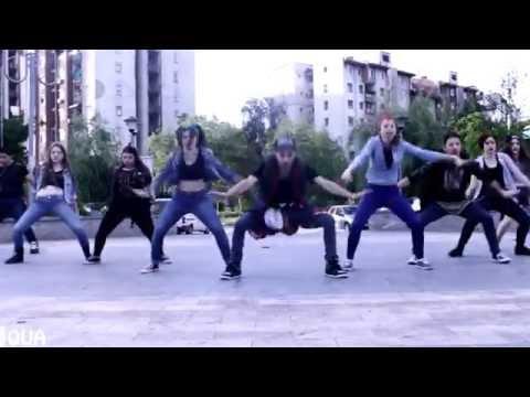 WRECKING BALL / Leonardo Huseini ft. Firecrackers & The Ones