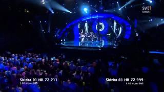 1. Dilba - Try Again (Melodifestivalen 2011 Deltävling 1) 720p HD