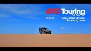 Series 6: The Edge - Ep2: Pt4 Lorella Springs swimming holes