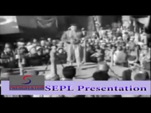 Mere Naghmon Mein Un Mastana - Talat Mahmood - Alif Laila - Pran, Nimmi, Murad, Gope video
