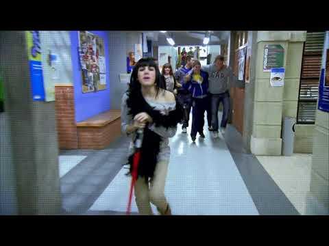 Angy Fernandez - Quiero que me dejes salir (Lipdub de Física o Química)