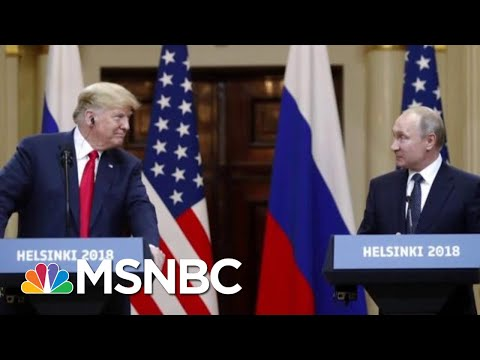 Trump Cancels Putin Meeting After Cohen Admits He Lied About Moscow Project | The Last Word | MSNBC