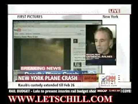 Dash 8 Continental Airlines Plane Crash in Buffalo, NY killing 49