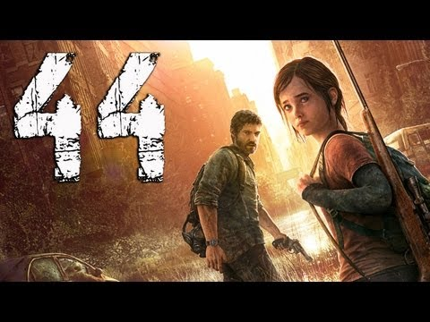 The Last of Us - Gameplay Walkthrough Part 44 - Tiny Pieces Last of Us Walkthrough