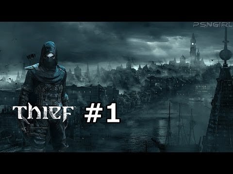[P1] Thief Playthrough! With Commentary (PS4)