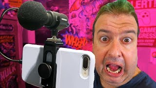 Hear why the Shure MV88+ Kit INSTANTLY makes your cellphone video AMAZING!  incl audio samples