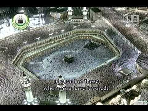 BT - Taraweeh Makkah 2012 Ramadan Day 27, 1433 AH, w/ English Subtitle
