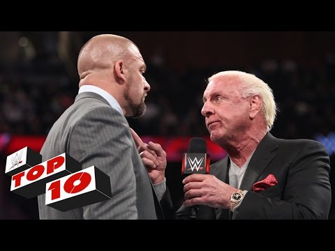 Top 10 Wwe Raw Moments: February 16, 2015 video