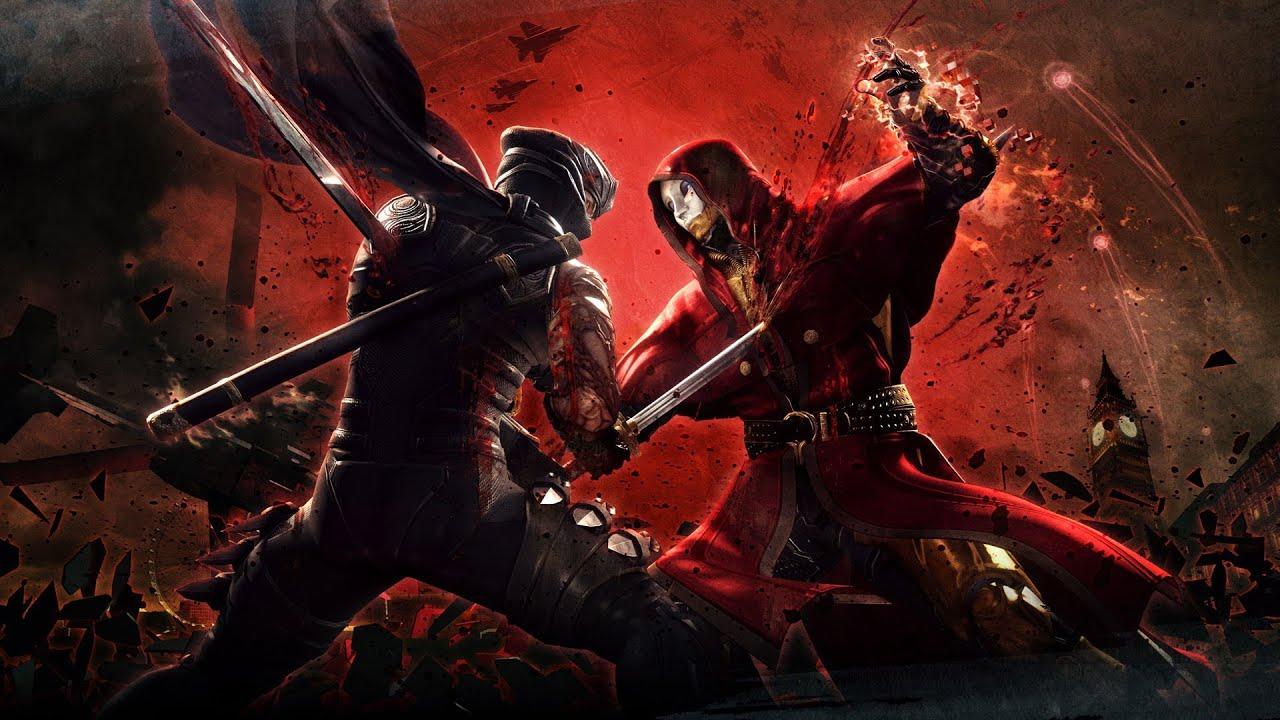 Ninja Gaiden Clans Ninja Gaiden 3-part 15-black