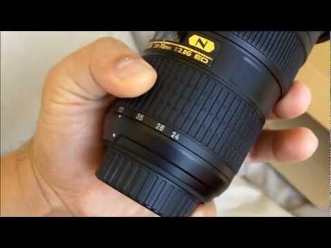 UnBoxing Nikon Nikkor 24-70mm AF-S 2.8 ED N & My First Impression On The LENS